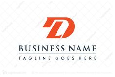 Logo for sale: Letter Dl Or Ld Logo. Unique letter DL or LD logo for update professional business such as consulting, financial, capital ventures, accounting, advertising and marketing. Alphabet LD DL Stationary printing writing paper Publishing Insurance Mortgage broker Department store Courier logo logos ddd