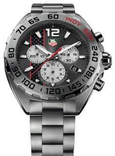 TAG Heuer Watch Formula 1 Indy 500 Edition #basel-15 #bezel-unidirectional…