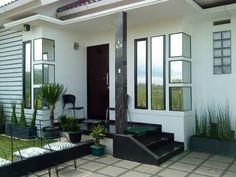 Latest Minimalist Terrace Design