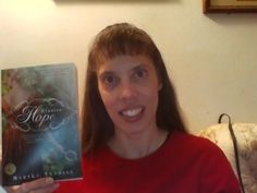 "Musician Angi excited about reading ""Elusive Hope""!"
