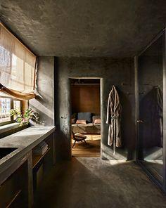 Tatsuko Mickey's Penthouse in Greenwich Hotel, New York by Axel Vervordt