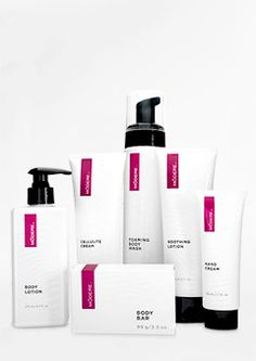 Every day is an opportunity to start anew with our spa-quality lineup of gentle, yet effective body cleansers, creams, and moisturizers.