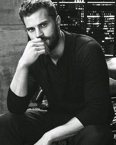 Cristian Gray, Ana Steele, Jaime Dornan, Sitting Poses, Mr Grey, Fifty Shades, Gorgeous Men, Actors & Actresses, Hot Guys