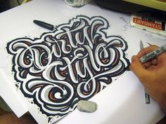 lettering sketches (2014-2015) on Behance visit dopewriter.com to buy personal graffiti via paypal: