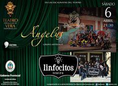 Grupo artístico Angelus y Linfocitos Taller de Teatro #ArribaCorrientes