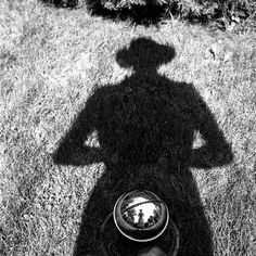 self-portrait by Vivian Maier
