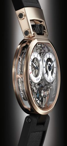 TimeZone : Industry News » N E W M o d e l - Bovet Flying Tourbillon Ottantasei by Pininfarina