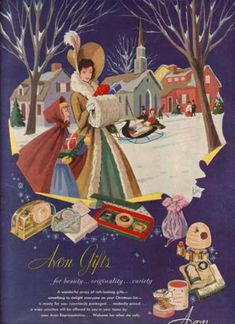 Avon (1951) I was an Avon Lady!