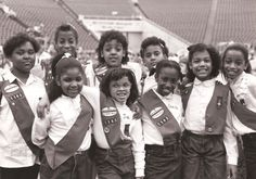 Were any of you at the 75th anniversary celebration of Girl Scouts at the Metrodome in 1987? Troop 1183 was among the 32,000 attendees.