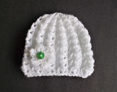 Marianna's Lazy Daisy Days: 'Little Surprise' Hat