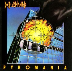 Def Leppard - Too late for love.....