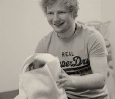 "He chose Rupert Grint to be in the video for ""Lego House"". 