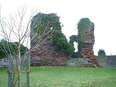 Alberbury Castle - Shropshire, England