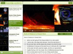 Khan Academy's iPad App.