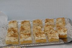 Fantaschnitten mit Pfirsichschmand, ein beliebtes Rezept aus der Kategorie Backen. Bewertungen: 34. Durchschnitt: Ø 4,4.
