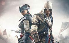 Fonds d'écran Jeux Vidéo > Fonds d'écran Assassin's Creed 3