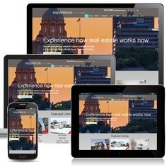 Is your website responsive to all devices? We can help! Email mike@limelightmarketing.ca today. #limelightmarketing Real Estate Website Design, Website Designs, Seo Marketing, Real Estate Marketing, Direct Mail, Branding, Social Media, Graphic Design, Brand Management
