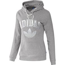 adidas Ultimate Fleece Hoodie Women's Dark ShaleVivid