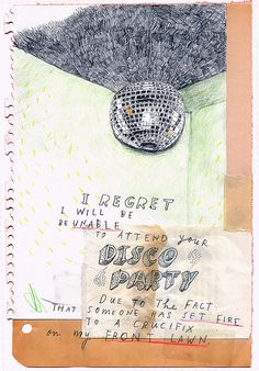 "Art Journal | David Fullarton: ""RSVP"""