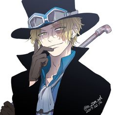 Sabo looks seductive