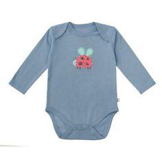 Frugi Βρεφικά Κορμάκια Σετ των 3 Τεμαχίων – Πλάσματα του Κήπου - Sunnyside Ladybugs, Onesies, Bodysuit, Kids, Baby, Clothes, Women, Fashion, One Piece Bodysuit