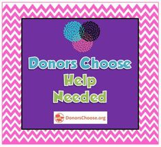 donors choose, charity, donate, classroom in need, students in need, alternative seating, flexible seating, 1st grade, Sliding into First!, help needed