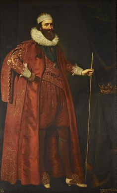 Ludovick Stuart, second Duke of Lennox and Duke of Richmond Creator: Studio of Daniel Mytens (c. Creation Date: 1625