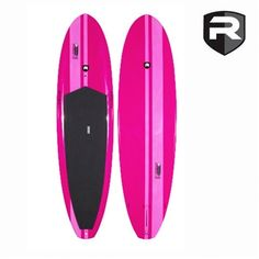 """Riviera 10'6"""" Pink LE SUP Stand Up Paddle Board Stand Up for the Cure"""
