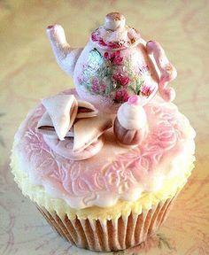 Tea Cupcakes!
