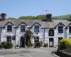 Pub at Llwyngwril