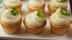 Moscow Mule Cupcakes  - Delish.com