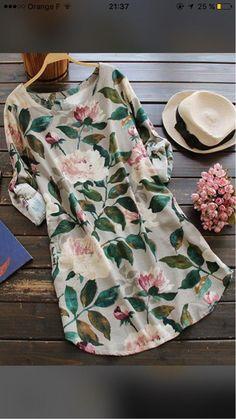 #Linen #Florals #SummerStyle