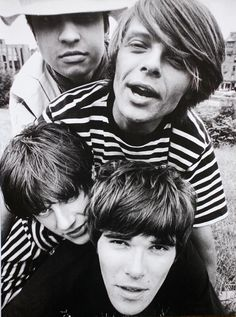 The Stone Roses. Favourite band at the minute.
