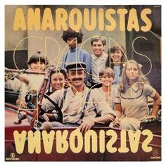 #Anarquistas #graças a #Deus - #vinil #vinilrecords #trilhasonora #music