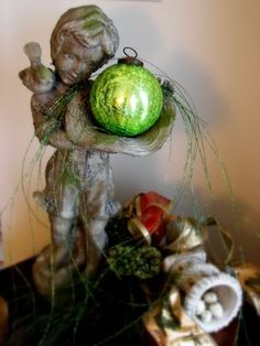 Back Porch Musings~Christmas Inspiration from the past.