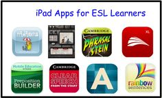 10 Great iPad Apps for Learning English ~ Educational Technology and Mobile Learning