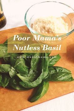 Learn how to make yummy basil pesto sauce the poor mama's way! Blog Maker, Basil Pesto Sauce, Recipe Maker, Pesto Recipe, Sauce Recipes, Spices, Pizza, Herbs, Favorite Recipes
