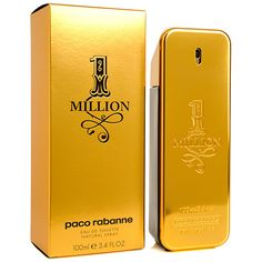Der maskuline Duft von Paco Rabanne 1 Million Paco Rabanne One Million ist ein Duft für Gewinner, die Selbstbewusstsein verkörpern und das Leben lieben. Paco Rabanne One Million ist Luxus pur, angefangen von der außergewöhnlichen Komposition des Duftes bis hin zum luxuriösen Flakon. Gleich drei bekannte Parfümeure kreierten den unverwechselbaren Duft von Paco Rabanne One Million. Das aromatisch-würzige One Million besticht durch eine Vielzahl maskuliner Duftnoten wie Kräutern und Hölzer…