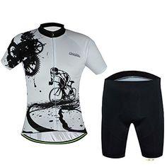 Didoo Homme Team Racing Cycling Jersey Bib Short Set Road Team Racing Pro Vélo