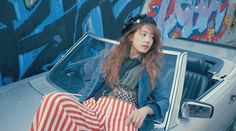 15 Pics from Park Shin Hye's Cuban-themed Vogue shoot for Chanel