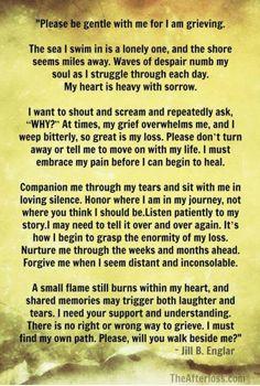 So true. Missing my son so very much.
