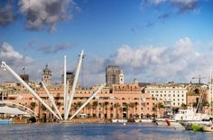 A postcard from Genoa (Italy) (2)