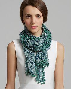 Designer Fashion Scarves, Silk Scarves, Wool Scarves - Bloomingdale's