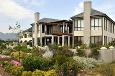 Magnificent Val de Vie Houses and Gardens