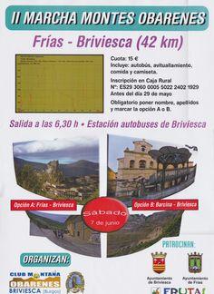 7/6 II Marcha Montes Obarenes. Frias