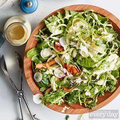 ... MyPlate: Salads on Pinterest | Salads, Steak Salad and Salad Recipes