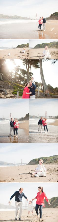 san francisco family session on baker beach #megsextonphotography