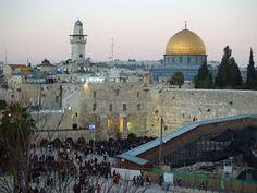 Pray For the Peace of Jerusalem (9/9/12)[Prayer]