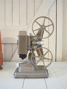 Watching films in school on the reel-to-reel projector....Something would always go wrong, and the teacher would need help in getting the film started again.  Sometimes the film would break and would have to be taped back together.