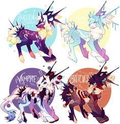 Ornami Adopt 2 =CLOSED!= by Pekleo on DeviantArt